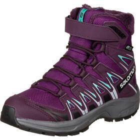 Salomon XA Pro 3D TS CSWP Shoes Youth purple